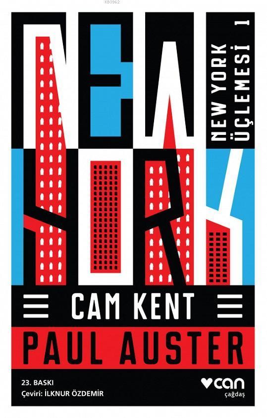 Cam Kent - New York Üçlemesi 1