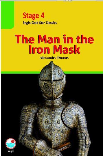 The Man İn The İron Mask (CD'li); Engin Gold Star Classics Stage 4