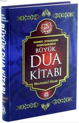 Büyük Dua Kitabı (2 Renk-Şamua); Mecmuatu'l Ahzab
