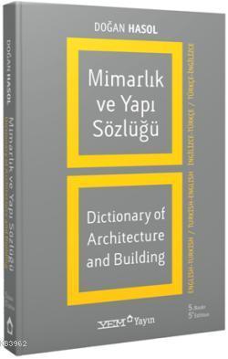 Mimarlık ve Yapı Sözlüğü