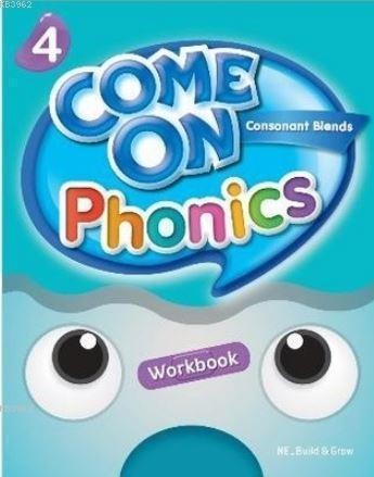 Come On Phonics 4 - Workbook