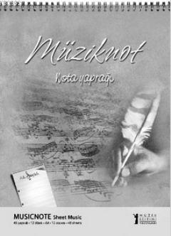 Müziknot (Nota Yaprağı)