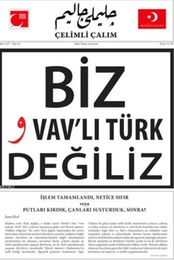 Çelimli Çalım Türk Milliyetçilerinin Mecmuası Yıl 2  Sayı: 18