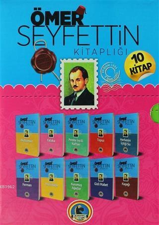 Ömer Seyfettin Kitaplığı (10 Kitap Takım) 100 Temel Eser