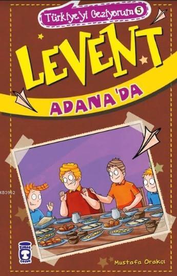 Levent Adana'da