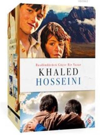 Khaled Hosseini (4 Kitap)