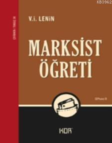 Marksist Öğreti