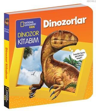 Dinozorlar Kitabım - İlk Kitaplarım Serisi Ciltli