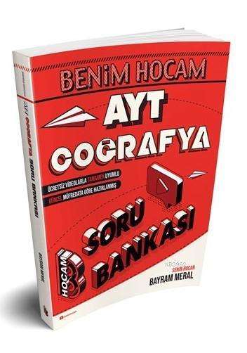 Benim Hocam Yayınları AYT Coğrafya Soru Bankası Benim Hocam