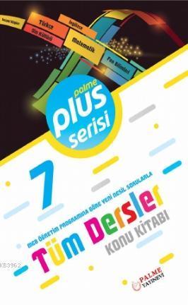 7. Sınıf Plus Serisi Tüm Dersler Konu Kitabı