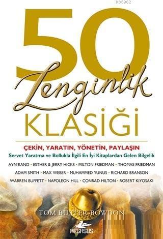 50 Zenginlik Klasiği; 50 Prosperity Classics