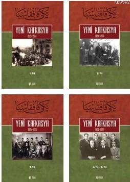 Yeni Kafkasya 4. Cilt; (Takım)
