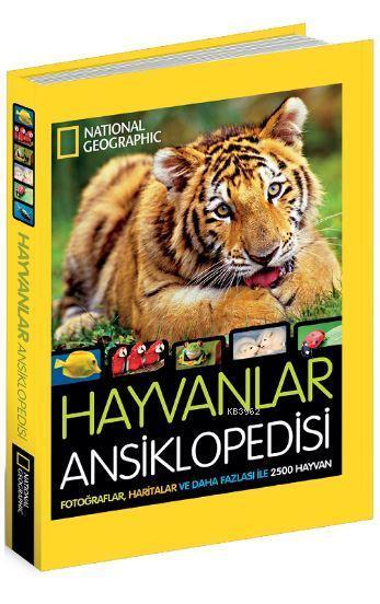 Hayvanlar Ansiklopedisi; National Geographic Kids