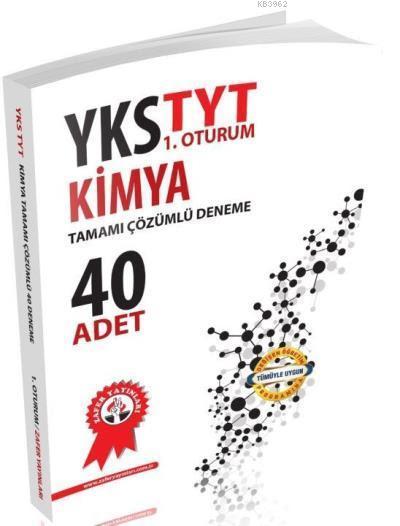 YKS TYT Kimya Tamamı Çözümlü 40'lı Deneme 1. Oturum