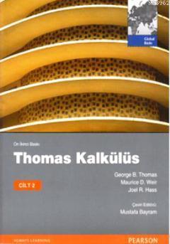 Thomas Kalkülüs Metrik Baskı Cilt: 2