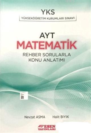 YKS AYT Matematik Rehber Sorularla Konu Anlatımı