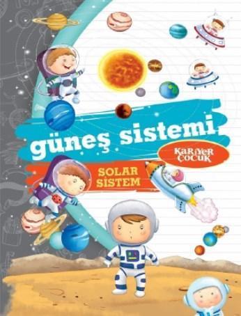 Güneş Sistemi; Solar Sistem Ne ? Nedir ?