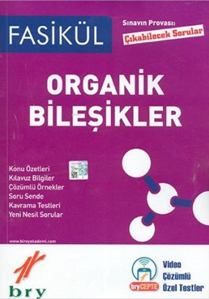 Organik Bileşikler