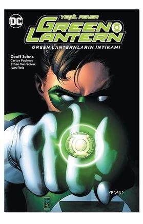Green Lantern: Green Lanternların İntikamı
