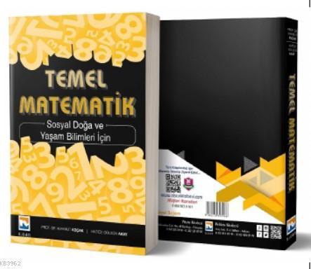 Temel Matematik Sosyal Doğa ve Yaşam Bilimleri için