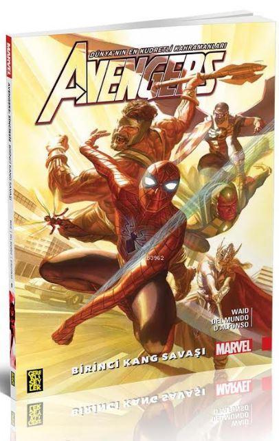 Avengers : Zincirsiz 1: Birinci Kang Savaşı