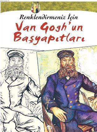 Van Gogh'un Başyapıtları; Renklendirmeniz İçin