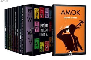 Popüler İngilizce Roman Seti (10 Kitap Takım)