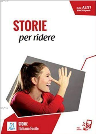 Storıe Per Ridere + MP3 Online (A2-B1)