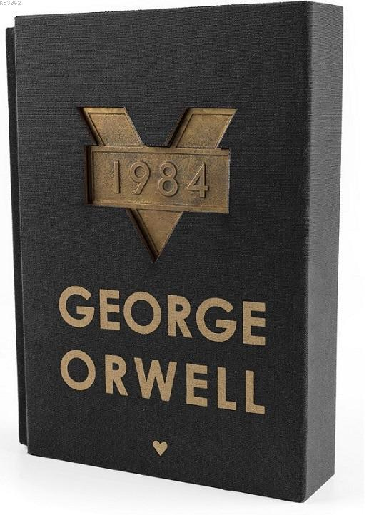 1984 - (Siyah Kutulu Özel Baskı)
