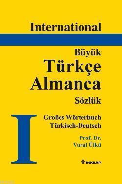 Türkçe - Almanca Büyük Sözlük