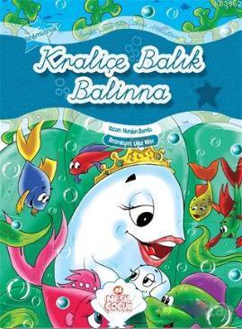 Kraliçe Balık Balina; Renkli Denizaltı Ülkesi Masalları - Yardımlaşmak