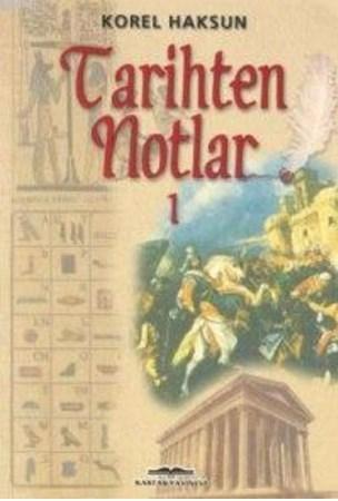 Tarihten Notlar 1-2 (2 Kitap Takım)