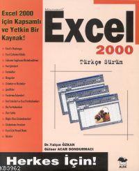Excel 2000 Türkçe Sürüm; Herkes İçin!