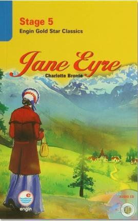 Stage 5 Jane Eyre (Cd Hediyeli); Stage 5 Engin Gold Star Classics