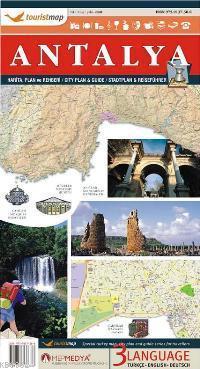 Antalya Harita / Plan Rehberi