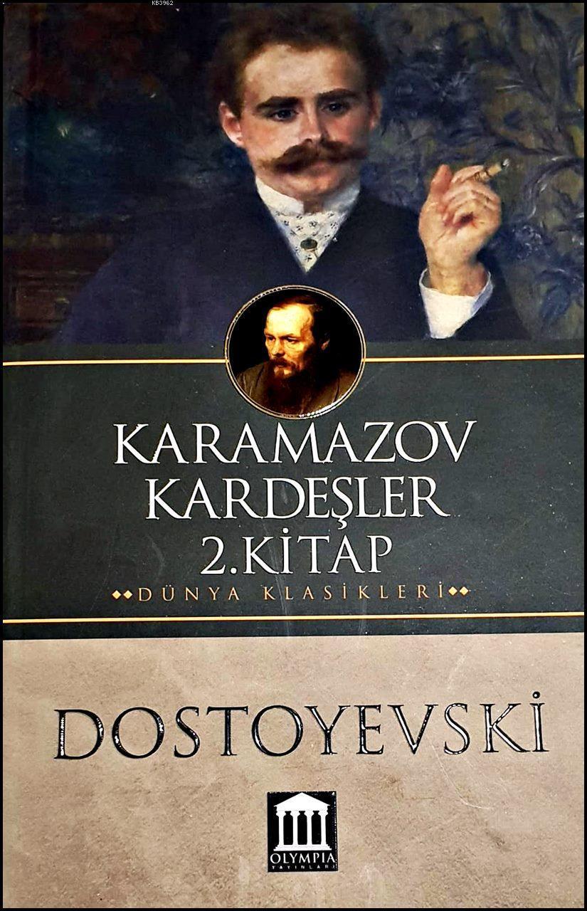 Karamazov Kardeşler 2. Kİtap