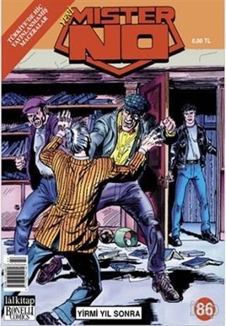 Yeni Mister No Sayı: 97 Bay Kaplan'ın İzinde
