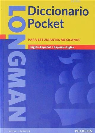 Longman Diccionario Pocket; Ingles-Espanol + Espanol-Ingles