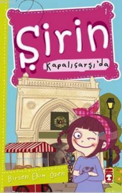 Şirin Kapalıçarşı'da - İstanbulu Geziyorum 1