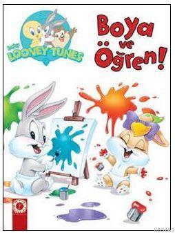 Baby Looney Tunes - Boya ve Öğren!