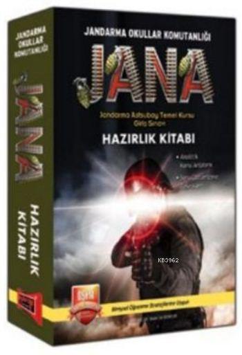 JANA Hazırlık Kitabı 2016