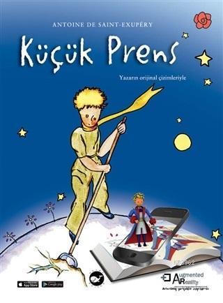 Küçük Prens (Ciltli); Yazarın Orijinal Çizimleriyle