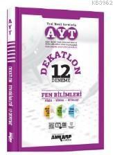 Dekatlon AYT Fen Bilimleri 12 Deneme