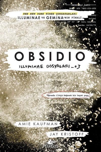 Obsidio; Illuminae Dosyaları 03