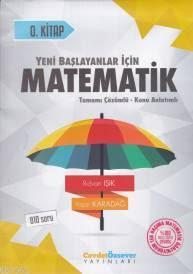 Yeni Başlayanlar İçin Matematik 0.Kitap