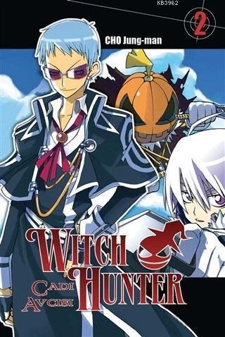 Cadı Avcısı - Witch Hunter Cilt 2