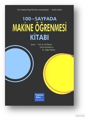 100-Sayfada Makine Öğrenmesi Kitabı