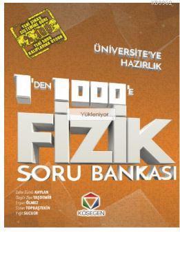 1'den 1000'e Fizik Soru Bankası