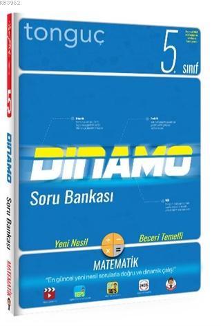 Tonguç 5.Sınıf Matematik Dinamo Soru Bankası