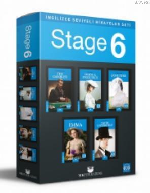 İngilizce Hikaye Seti - Stage 6
